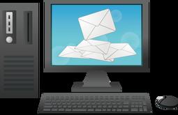 請求書をメール送信